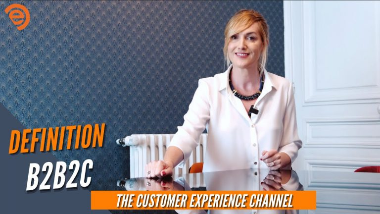 B2B2C Definition - Extens Consulting YouTube Thumbnail